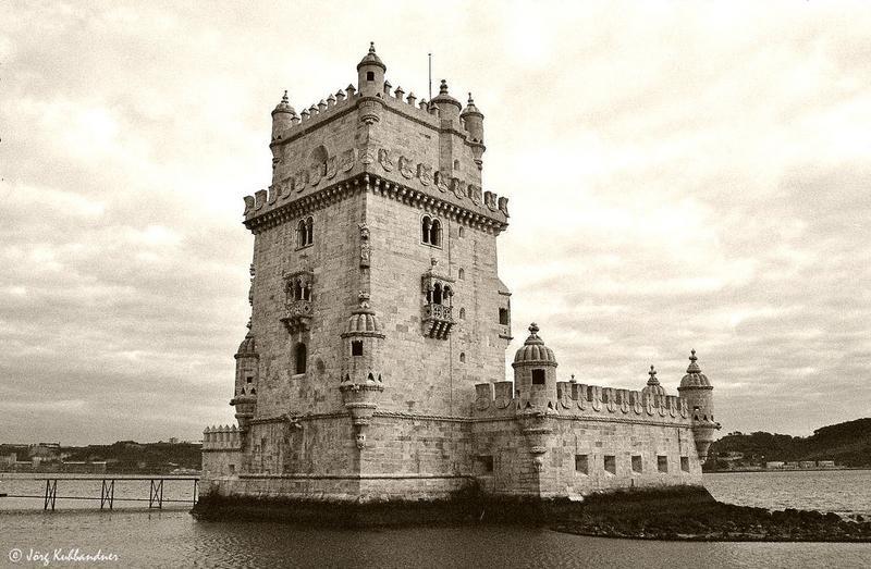 Torre de Belem - Lissabon