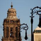Torre de Catedral, en el Zócalo.