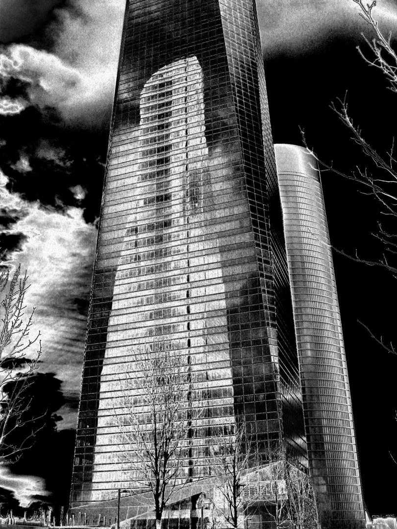 Torre de noche