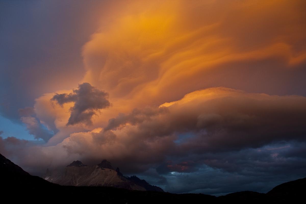 Torre de Paine, Patagonien, Chile