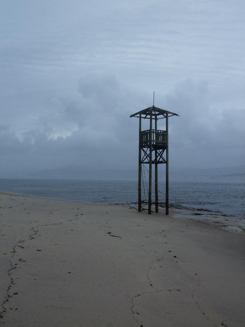 Torre de Vigía (Aguarda-Pontevedra)