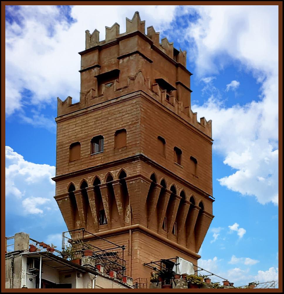 Torre del Palasciano - Napoli 1868
