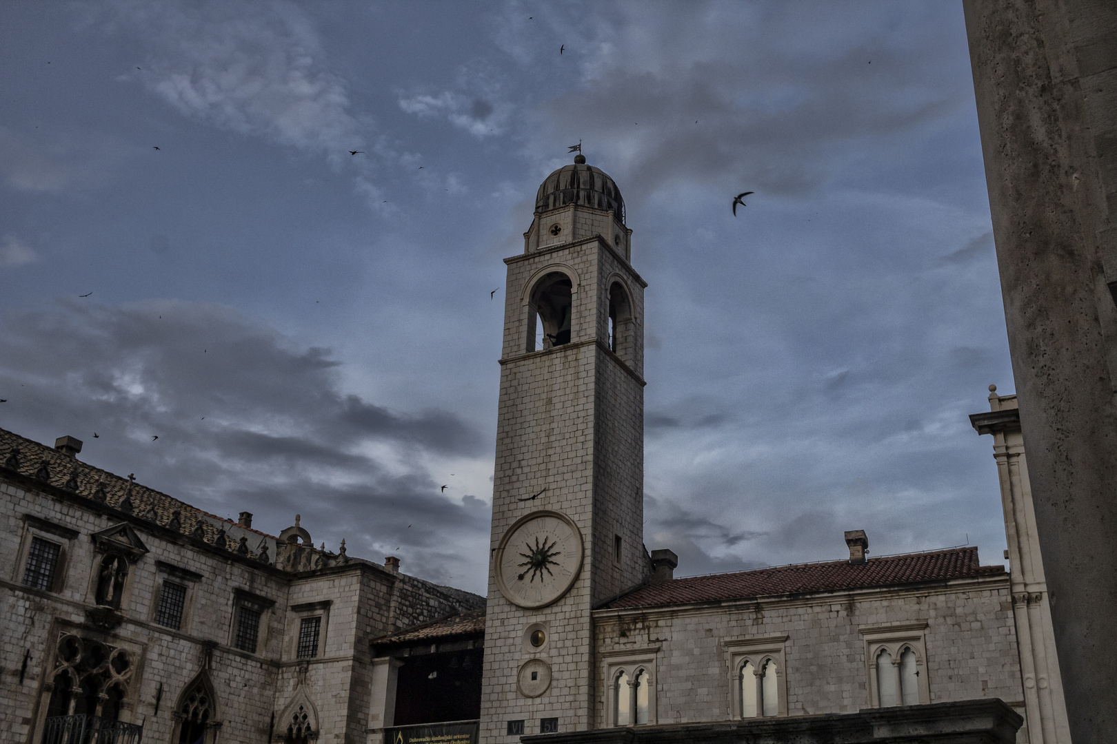 Torre del reloj - Dubrovnik