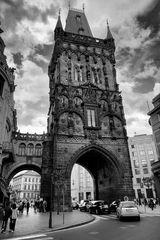 Torre delle polveri, Praga