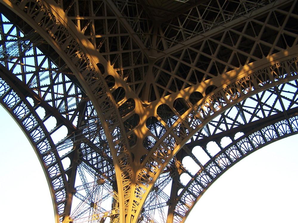 Torre Eiffel - Angle