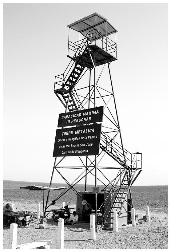 - torre metálica -