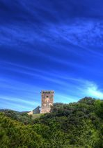 torre parco dell'uccellina HDR