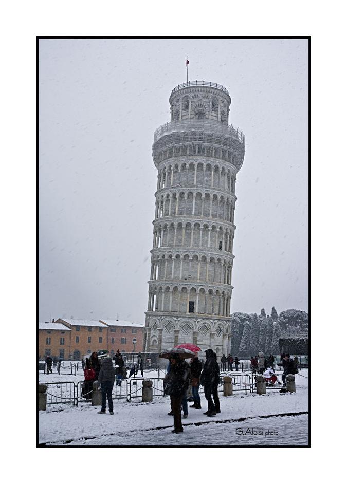 Torre Pendente 17 Dicembre 2010