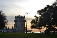 """""""Torre"""" von Belem Lissabon"""