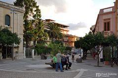 Torrenova Sizilien, Nachrichten auf dem Marktplatz