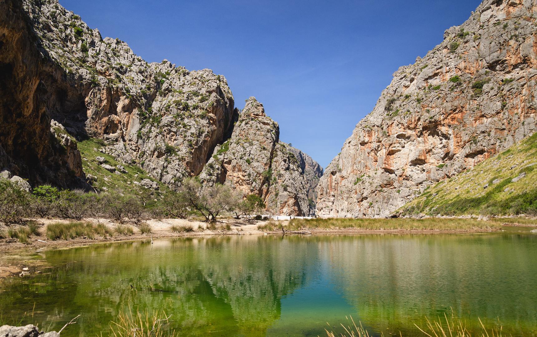 Torrent d`en Pareis- Mallorca 2015