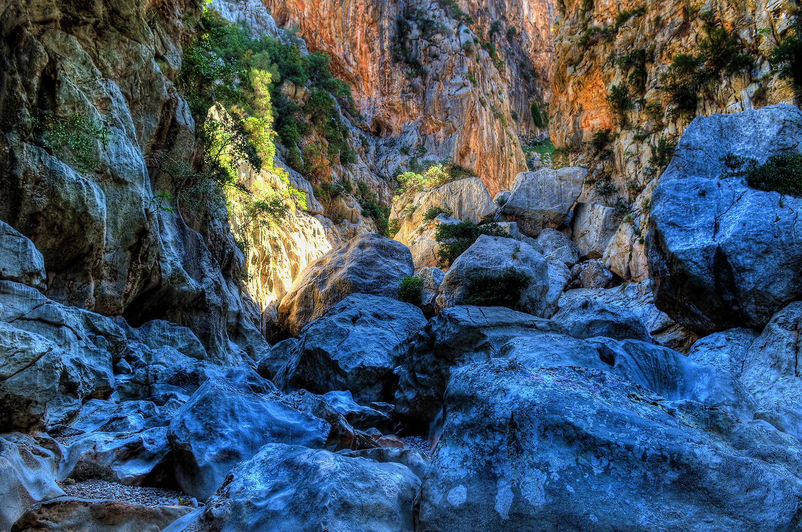 Torrente de Parais, Mallorca