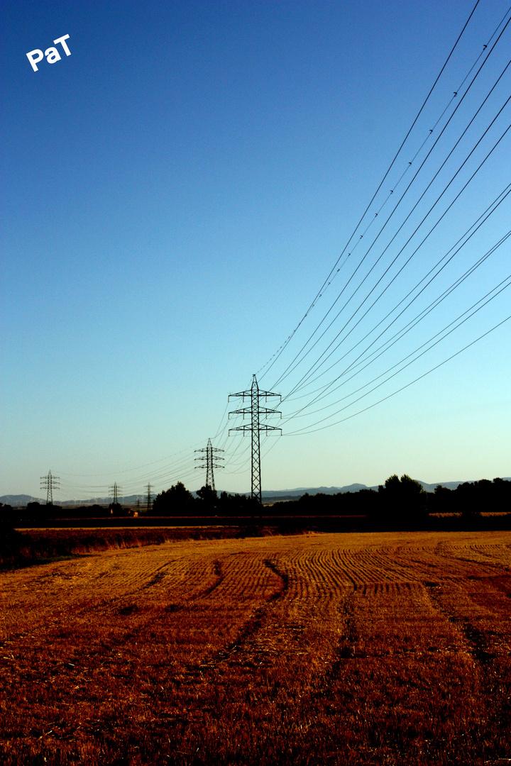 Torres de Electricidad