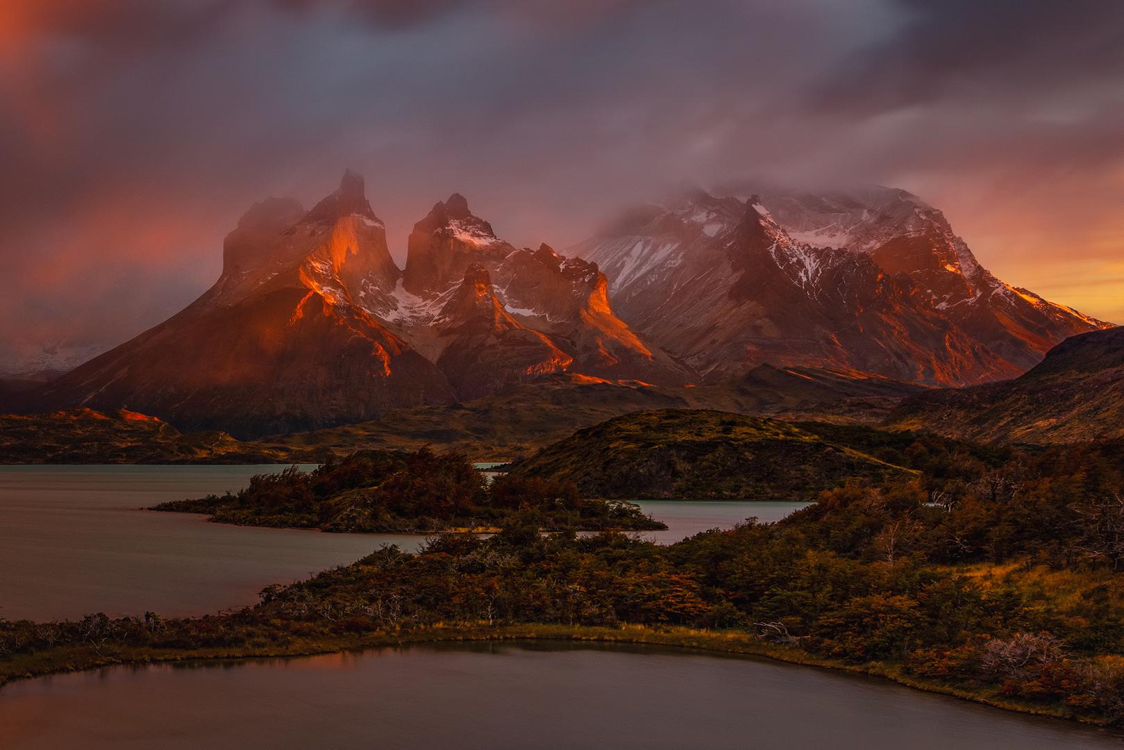 [ ... Torres Del Paine ]