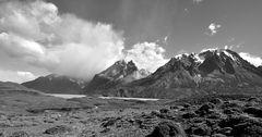 Torres del Paine SW