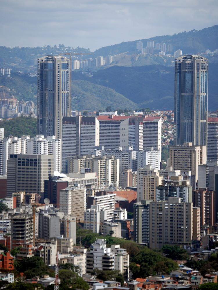 Torres del Parque Central, Caracas, venezuela