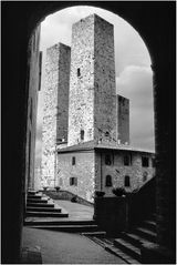 Torri dei Salvucci & Torre Pettini