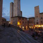 torri gemelle a San Gimignano