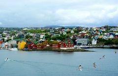 Tórshavn < < <