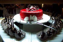 Torte Foto nachbearbeitet
