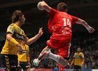 ... Torwurf - Handball Bundesliga 2012/13