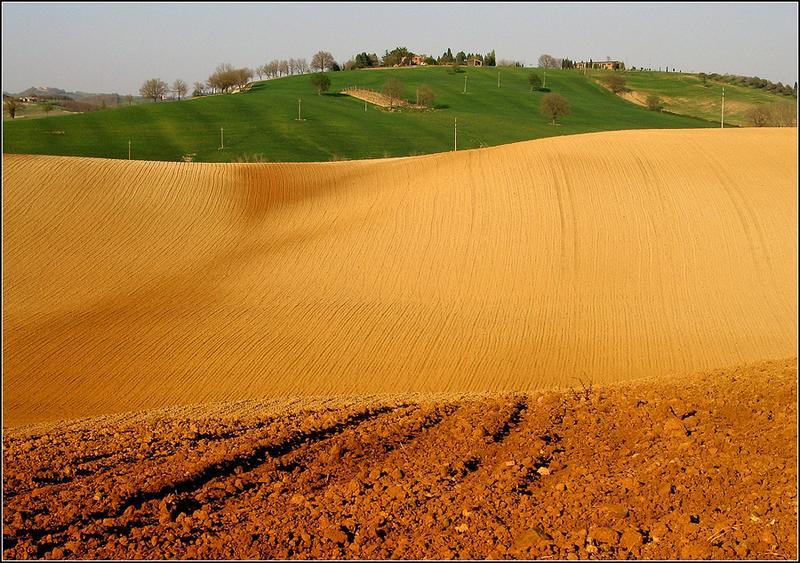 Toscana  im April 2003