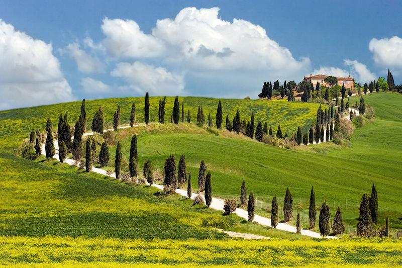 Toscana - La Créte