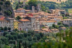 Toscanische Bauweise