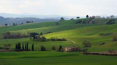 Toskana - Crete Senesi im Frühjahr (03)