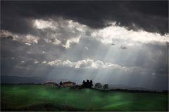 Toskana im Frühjahr