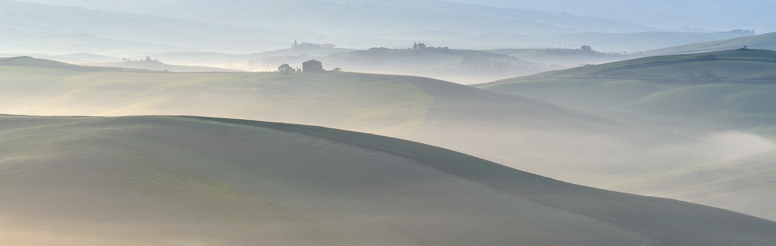 *Toskana - Nebel*