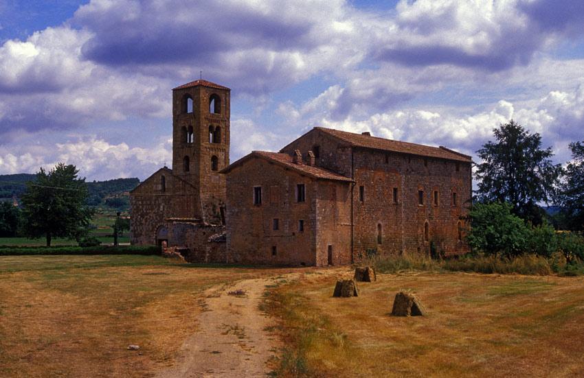 Toskanische Kirche