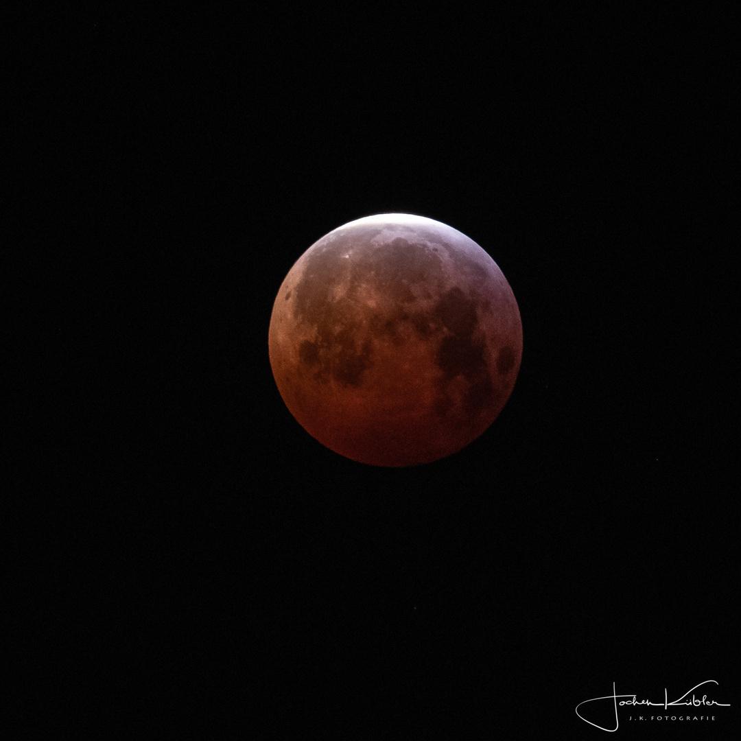 Totale Mondfinsternis 21.Januar 2019