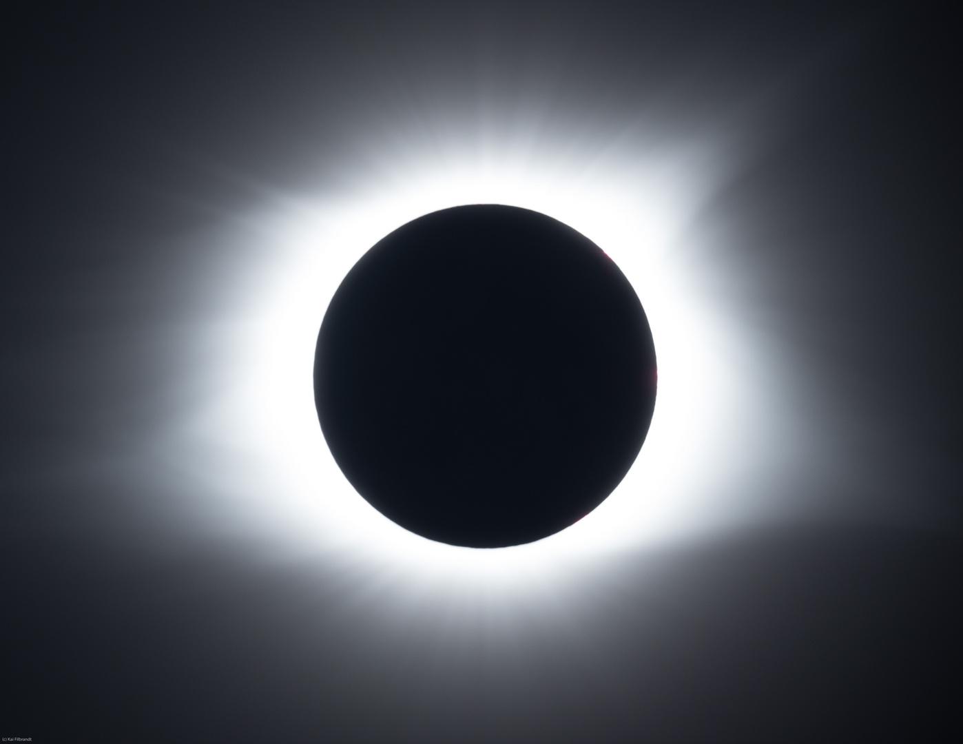 Totale Sonnenfinsternis 2017