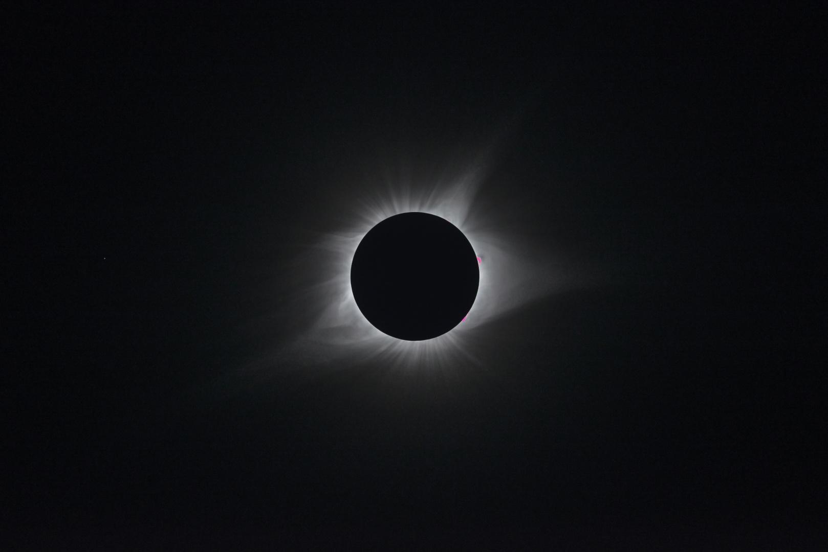 Totale Sonnenfinsternis USA 2017 I