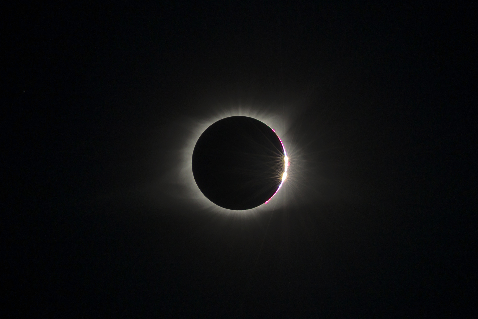 Totale Sonnenfinsternis USA 2017 II