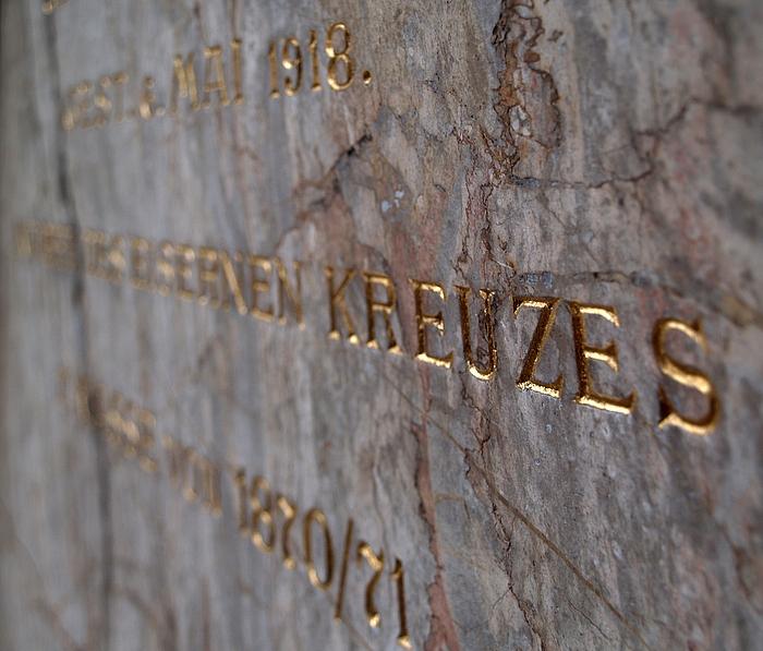 """Totensonntag 2 - """"... des Eisernen Kreuzes"""""""