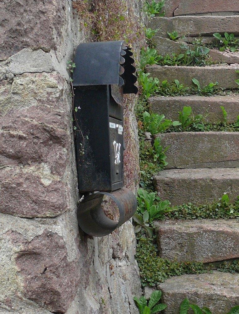 toter Briefkasten?