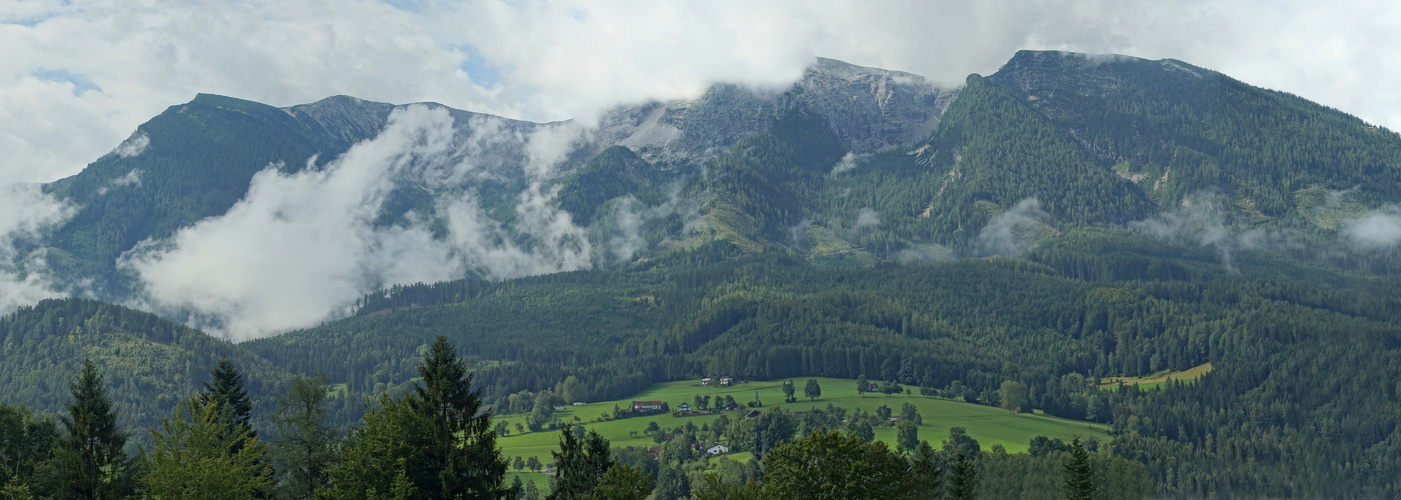 Totes Gebirge (Panorama)
