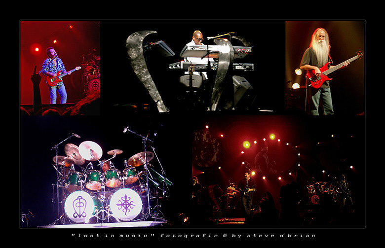 TOTO - Falling in Between Tour