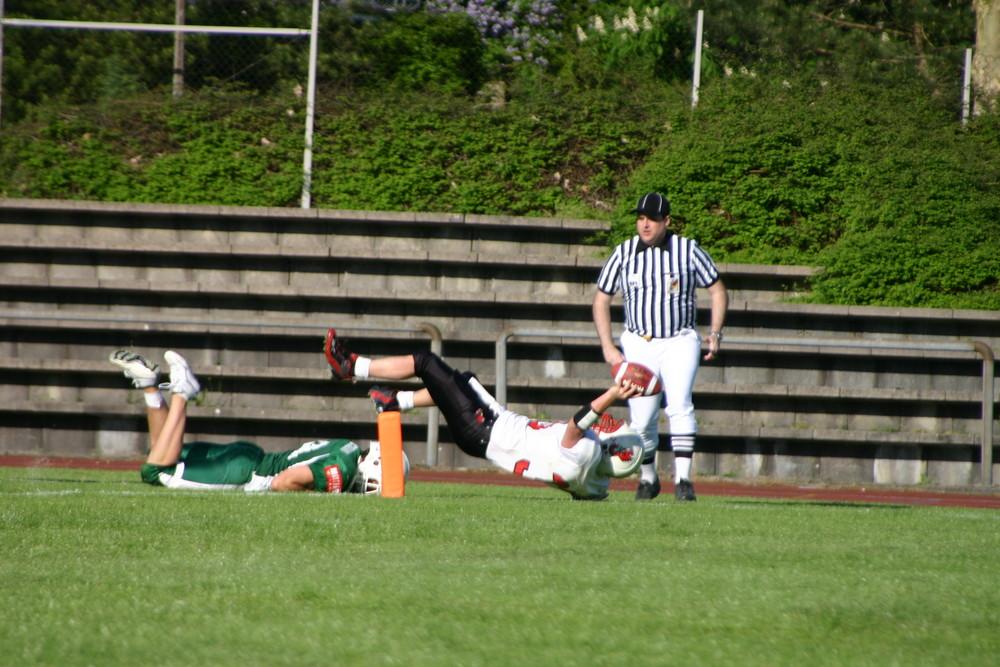 Touchdown ?