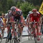 Tour 2009 / Le Grand Bornand / Zielsprint