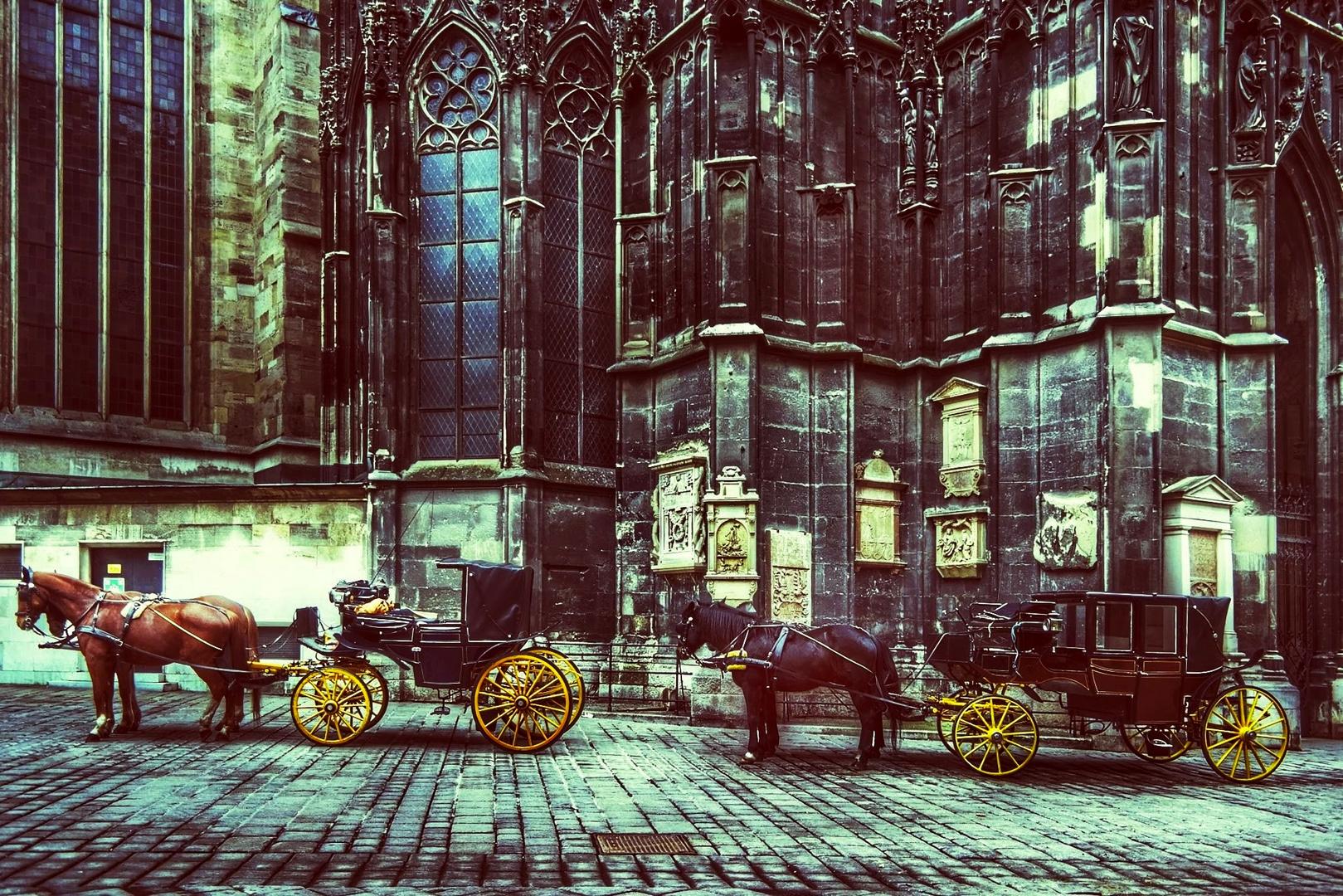 tour chariot viennoises