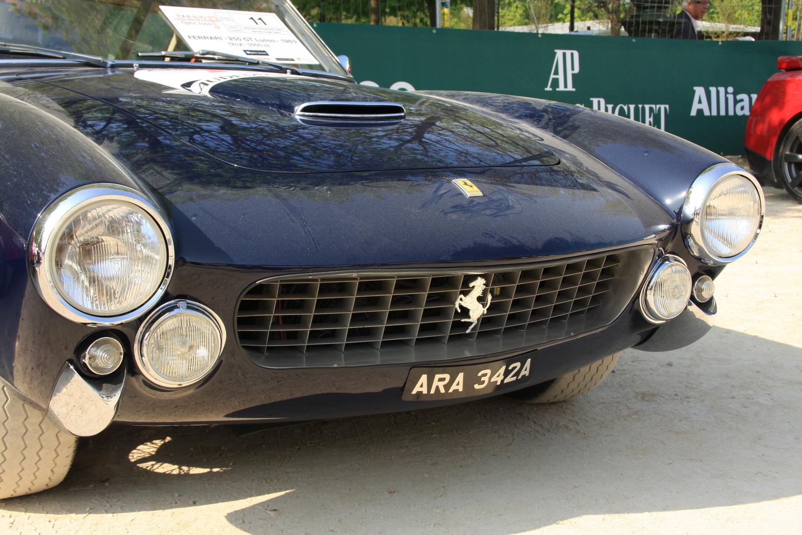 Tour de France auto 2010 Ferrari