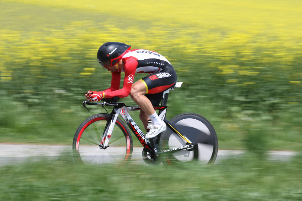 Tour de Romandie ( vorletzte Etappe, Zeitfahren )