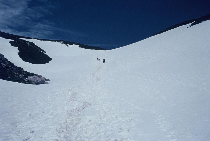 Tour du Mont Blanc 1980 (5)