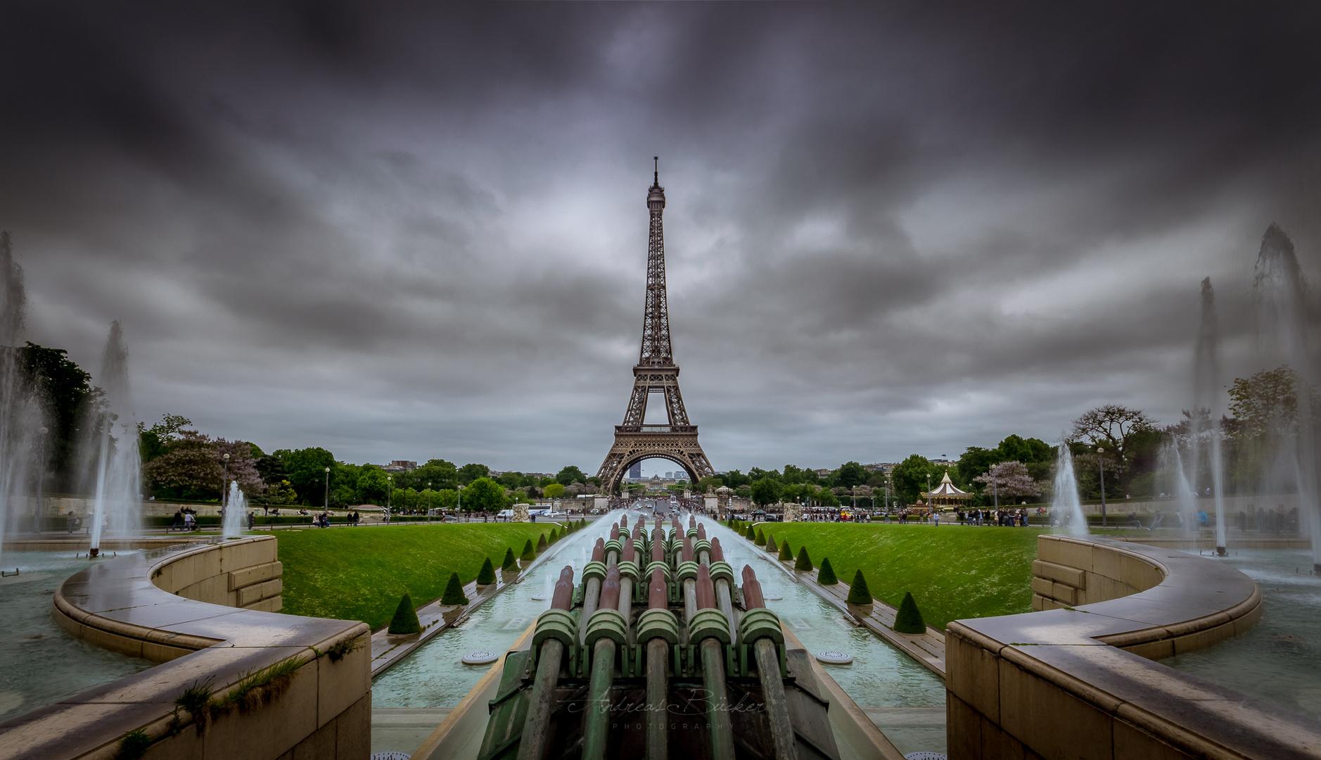 Tour Eiffel attack