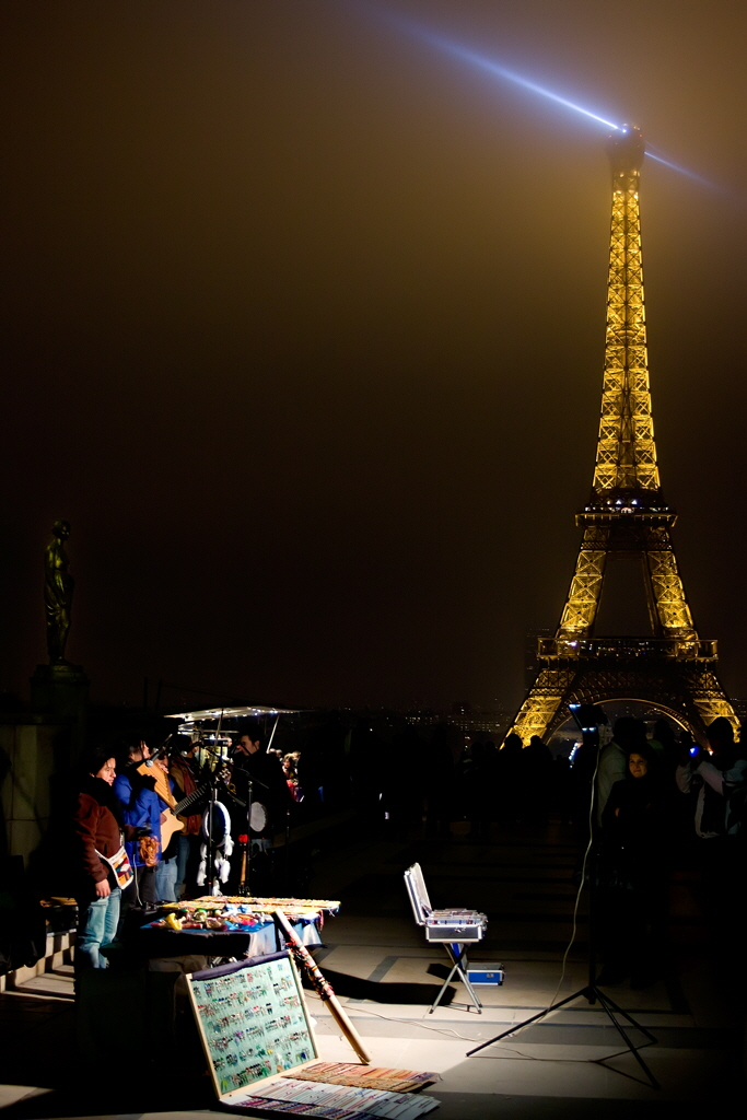 Tour Eiffel from Trocadero