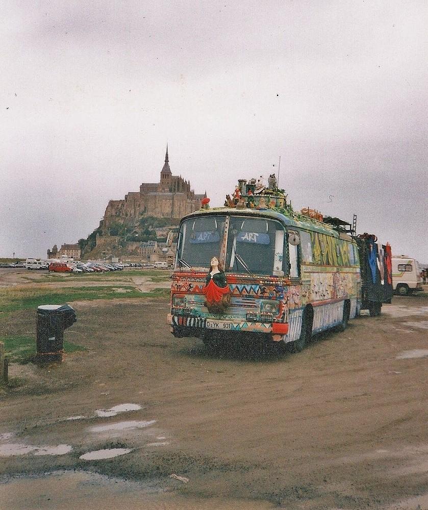 TOUR EUROPE 1998-2008