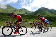 Tour of Qinghai Lake 2005